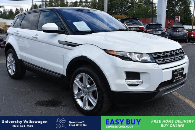 Range Rover Seattle >> 2015 Land Rover Range Rover Evoque Pure
