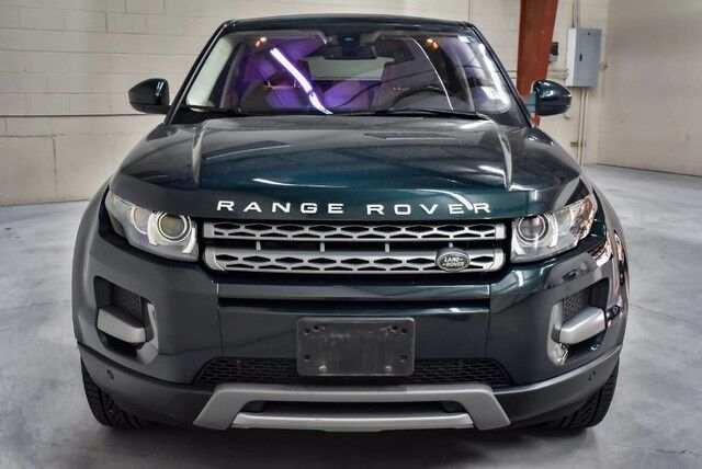 2015 Land Rover Range Rover Evoque Pure Englewood CO