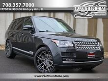 2015_Land Rover_Range Rover HSE_2 Owner 24AG Wheels Black Wood Pano Warranty to 2021_ Hickory Hills IL