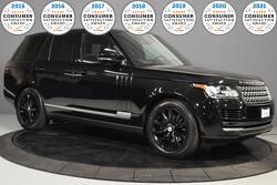 Land Rover Range Rover HSE 2015
