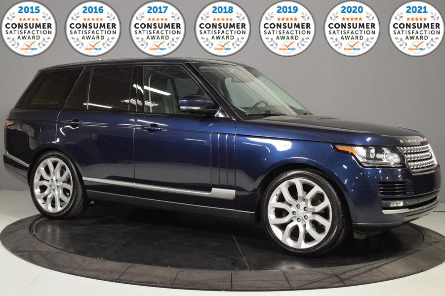 2015_Land Rover_Range Rover_HSE_ Glendale Heights IL