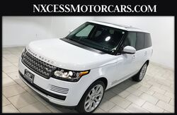2015_Land Rover_Range Rover_HSE NAVIGATION REAR DVD ENTERTAINMENT_ Houston TX