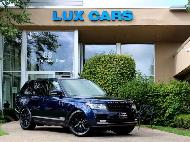 2015 Land Rover Range Rover HSE PANOROOF NAV 4WD Buffalo Grove IL