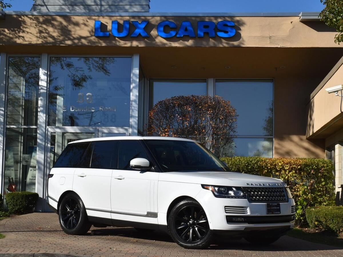 2015_Land Rover_Range Rover_HSE Panoroof Nav 4WD MSRP $98,230_ Buffalo Grove IL