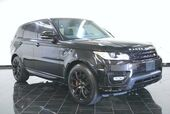 2015 Land Rover Range Rover Sport 4WD 4dr Autobiography, Factory Warranty, Clean Carfax, Climate Comfort Package, Vision & Convenience Package, Meridian Signature Surround System, Driver Assistance package,