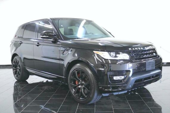 2015_Land Rover_Range Rover Sport_4WD 4dr Autobiography, Factory Warranty, Clean Carfax, Climate Comfort Package, Vision & Convenience Package, Meridian Signature Surround System, Driver Assistance package,_ Leonia NJ