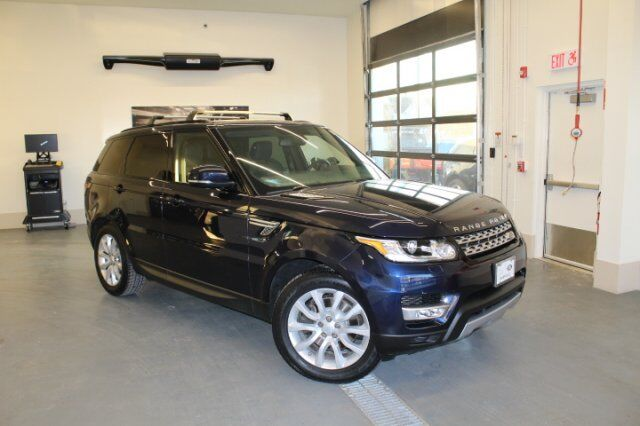 2015 Land Rover Range Rover Sport 4WD 4dr HSE Fairfield CT