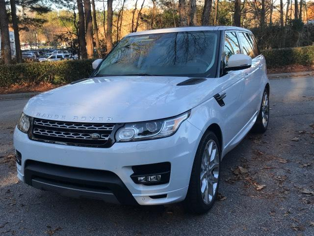 2015 Land Rover Range Rover Sport 4wd 4dr Se Cary Nc 27788396