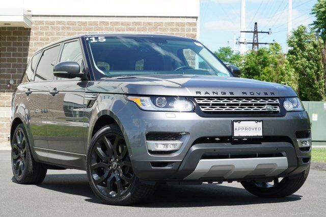 2015 Land Rover Range Rover Sport 4WD 4dr Supercharged Fairfield CT