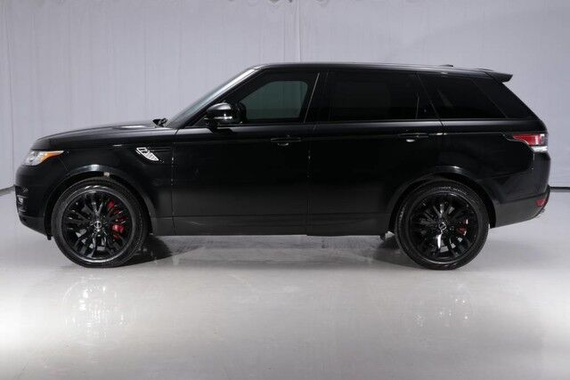 2015 Land Rover Range Rover Sport 4WD Supercharged with Dynamic Package West Chester PA