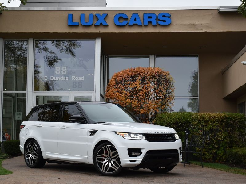2015_Land Rover_Range Rover Sport_Autobiography Panoroof Nav 4WD MSRP $101,035_ Buffalo Grove IL