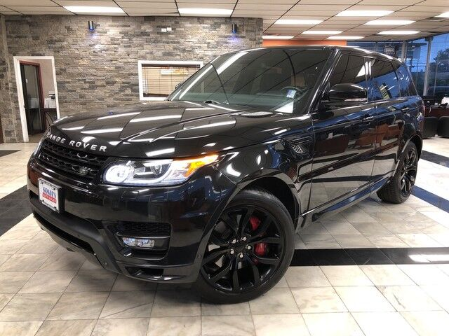 2015 Land Rover Range Rover Sport Autobiography Worcester MA