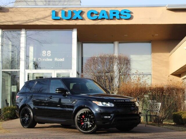2015_Land Rover_Range Rover Sport_Dynamic Supercharged Nav Luxury 4WD MSRP $92,971_ Buffalo Grove IL