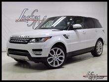 2015_Land Rover_Range Rover Sport_HSE 1 Owner Pano Roof Power Boards_ Villa Park IL