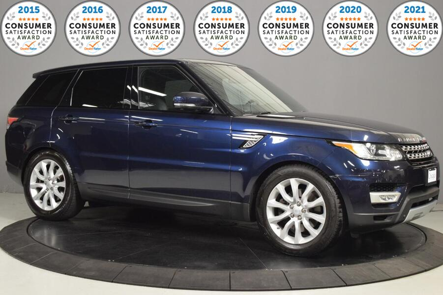 2015_Land Rover_Range Rover Sport_HSE_ Glendale Heights IL