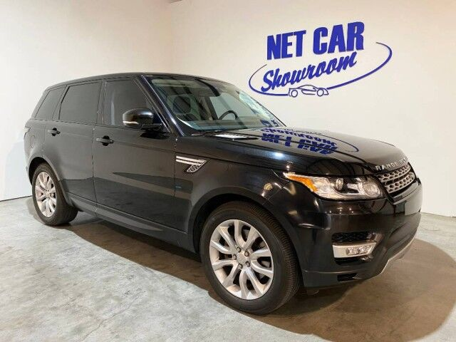 2015 Land Rover Range Rover Sport HSE Houston TX