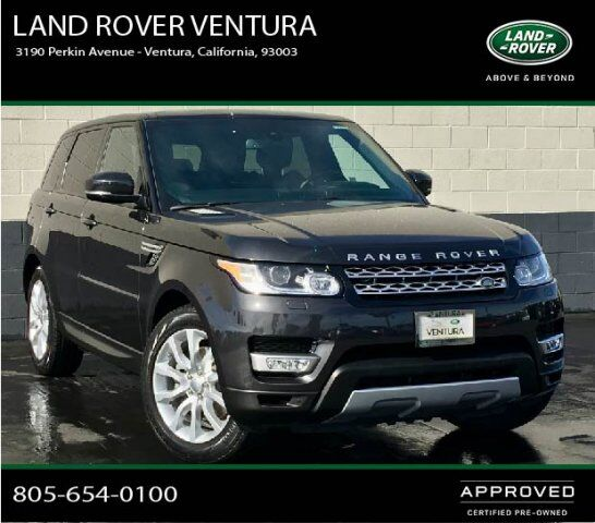 2015 Land Rover Range Rover Sport Supercharged Ventura Ca