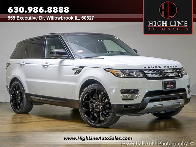2015 Land Rover Range Rover Sport HSE Willowbrook IL