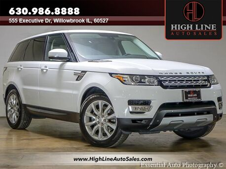 2015_Land Rover_Range Rover Sport_HSE_ Willowbrook IL