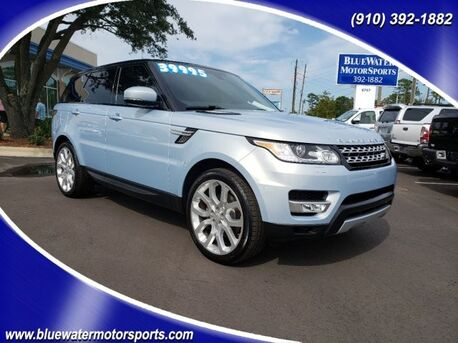 2015_Land Rover_Range Rover Sport_HSE_ Wilmington NC