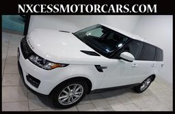 Land Rover Range Rover Sport HSE XENON NAVIGATION BACK-UP CAM 1-OWNER. 2015