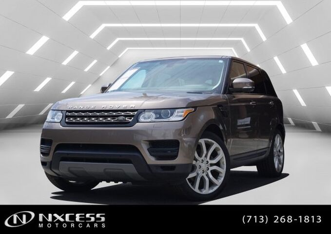 2015 Land Rover Range Rover Sport SE Low Miles 1 Owner Extra Clean Houston TX