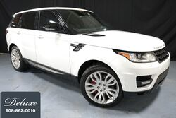 Land Rover Range Rover Sport Supercharged 4WD / Over $11000 in Options/ Land Rover Warranty/ One-owner 2015