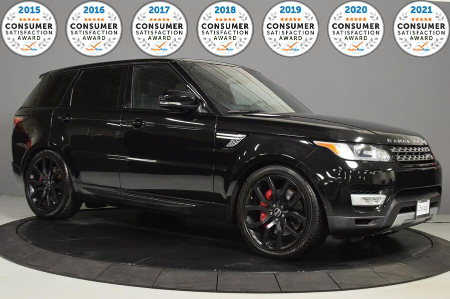 2015_Land Rover_Range Rover Sport_Supercharged_ Glendale Heights IL