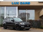 2015 Land Rover Range Rover Sport Supercharged Nav 4WD