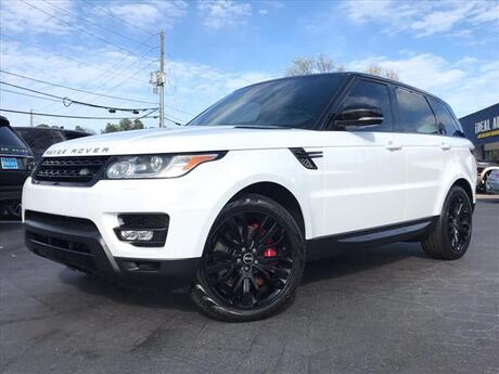 2015 Land Rover Range Rover Sport Supercharged Raleigh NC