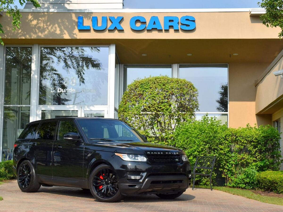 2015_Land Rover_Range Rover Sport_V8 Supercharged Dynamic Panoroof Nav 4WD MSRP $91,141_ Buffalo Grove IL