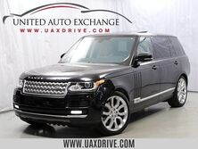 Land Rover Range Rover Supercharged 1 Owner - Loaded - Pano Roof - Rear Entertainment - Rear Reclining Seats 2015