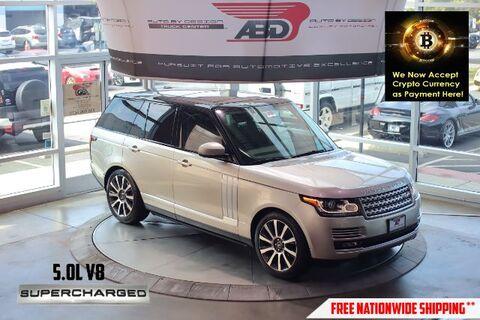 2015_Land Rover_Range Rover_Supercharged_ Chantilly VA