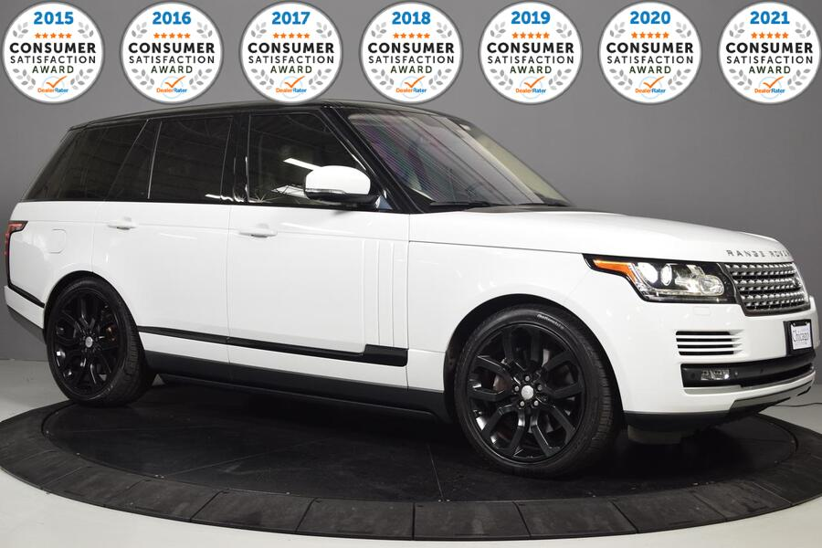 2015_Land Rover_Range Rover_Supercharged_ Glendale Heights IL