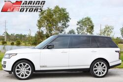 Land Rover Range Rover Supercharged L 2015
