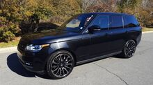 2015_Land Rover_Range Rover_Supercharged V8 - AWD - NAV - CAMERA - SUNROOF_ Charlotte NC