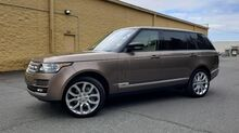 2015_Land Rover_Range Rover_Supercharged V8 / LWB / NAV / VISION / PANO ROOF_ Charlotte NC