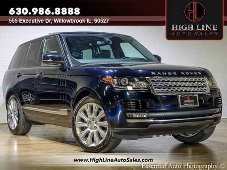 2015_Land Rover_Range Rover_Supercharged_ Willowbrook IL
