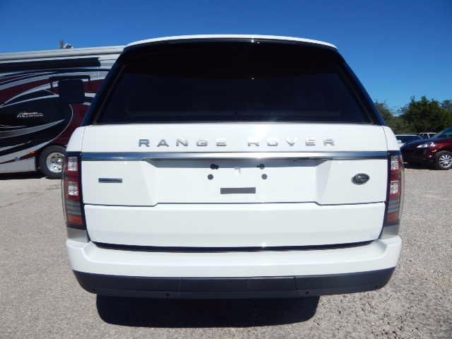 2015 Land Rover Range Rover Supercharged Austin TX