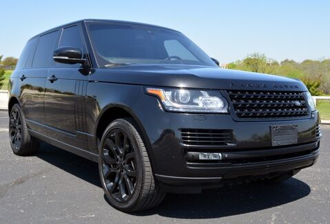 2015_Land Rover_Range Rover_V8 Supercharged LWB_ Fort Worth TX