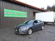 2015_Lexus_CT 200h_Base_ Spokane Valley WA