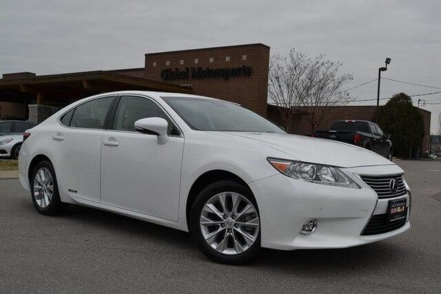 Vehicle Details 2015 Lexus Es 300h At Coolsprings
