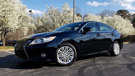 2015 Lexus ES 350 LUXURY / NAV / SUNROOF / CAMERA / BSM Charlotte NC