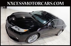 2015_Lexus_ES 350_NAVIGATION PANO-ROOF BSM VENTILATED SEATS LOW MILES 1-OWNER._ Houston TX