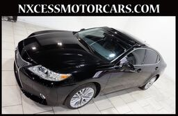 Lexus ES 350 NAVIGATION PANO-ROOF BSM VENTILATED SEATS LOW MILES 1-OWNER. 2015