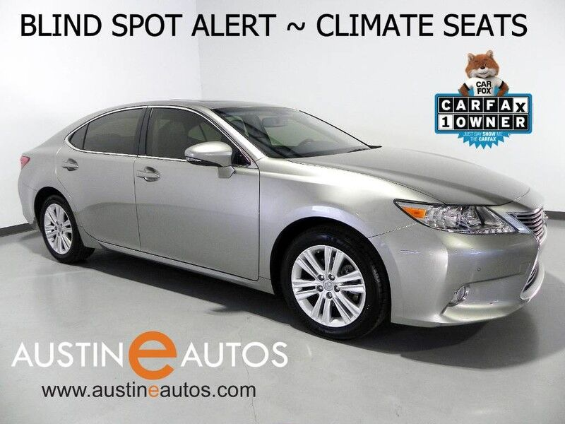 2015 lexus es 350 premium pkg blind spot alert backup camera moonroof climate seats. Black Bedroom Furniture Sets. Home Design Ideas