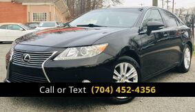 2015_Lexus_ES 350_Sedan_ Charlotte and Monroe NC