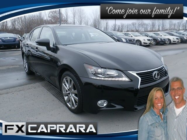 2015 Lexus GS 350 4DR SDN RWD Watertown NY