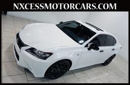 Lexus GS 350 Crafted Line F-SPORT BMS NAVIGATION 1-OWNER 2015