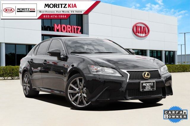 2015 Lexus GS 350 Crafted Line Fort Worth TX